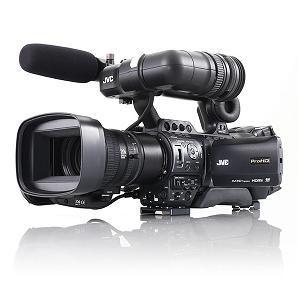 JVC HDメモリーカードカメラレコーダー GY-HM850