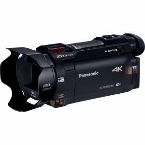 パナソニック SD対応 64GB デジタル4Kビデオカメラ (ブラック) HC-WXF990M-K