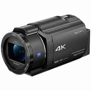 ソニー 「Handycam(ハンディカム)」 デジタル4Kビデオカメラレコーダー ブラック FDR-AX40-B