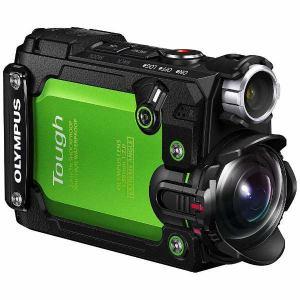 オリンパス TG-TRACKER-GRN フィールドログカメラ「OLYMPUS STYLUS TG-Tracker」(グリーン)