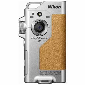ニコン KEYMISSION80SL アクションカメラ 「(キーミッション)KeyMission 80」シルバー