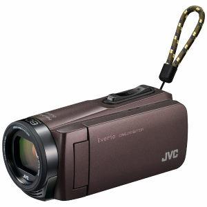 JVC GZ-F270-T Everio(エブリオ) 32GBメモリー内蔵ハイビジョンメモリービデオカメラ (ブラウン)