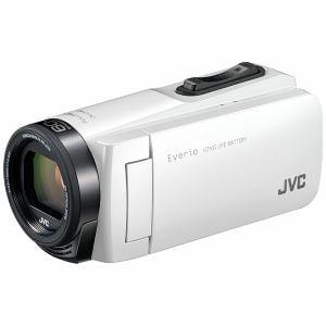 JVC GZ-F270-W Everio(エブリオ) 32GBメモリー内蔵ハイビジョンメモリービデオカメラ (ホワイト)