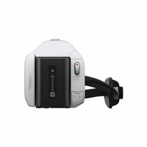ソニー HDR-CX680-W デジタルHDビデオカメラレコーダー ホワイト