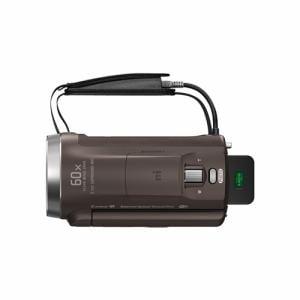 ソニー HDR-PJ680-TI デジタルHDビデオカメラレコーダー ブロンズブラウン