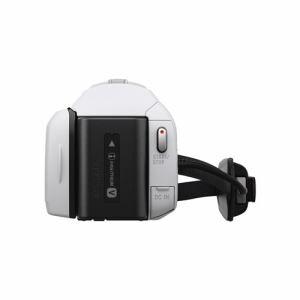 ソニー HDR-PJ680-W デジタルHDビデオカメラレコーダー ホワイト