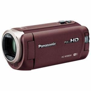 パナソニック HC-W585M-T デジタルハイビジョンビデオカメラ ブラウン