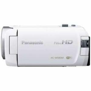 パナソニック HC-W585M-W デジタルハイビジョンビデオカメラ ホワイト