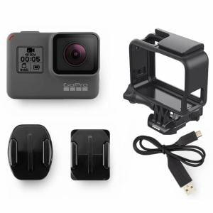 GoPro (ゴープロ)  CHDHX-502 4Kムービー ウェアラブルカメラ HERO5 ブラックエディション