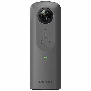 [クリアランスSALE]リコー RICOH-THETA-V 全天球撮影カメラ 「RICOH-THETA-V」シータ メタリックグレー