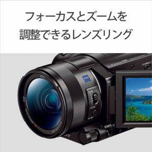 ソニー FDR-AX700 デジタル4Kビデオカメラレコーダー ハンディカム