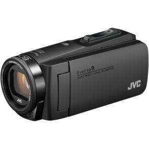 JVC GZ-RX680-B ハイビジョンメモリービデオカメラ 「Everio(エブリオ) Rシリーズ」 64GB マットブラック