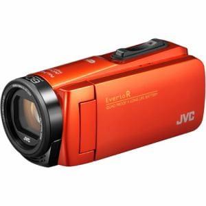 JVC GZ-RX680-D ハイビジョンメモリービデオカメラ 「Everio(エブリオ) Rシリーズ」 64GB ブラッドオレンジ