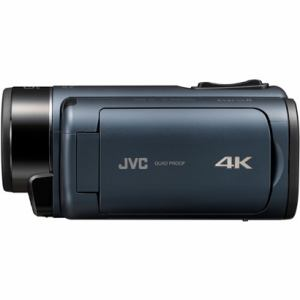 JVC GZ-RY980-A 4Kメモリービデオカメラ 「Everio(エブリオ) Rシリーズ」 ディープオーシャンブルー