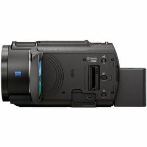 ソニー FDR-AX45-B 「Handycam(ハンディカム)」 デジタル4Kビデオカメラレコーダー ブラック