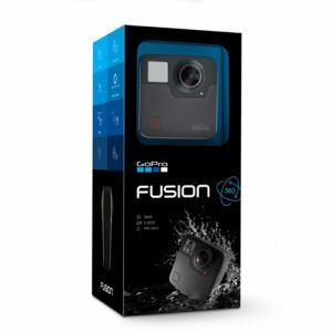 GoPro(ゴープロ) CHDHZ-103-FW 5.2K対応 360°ウェアラブルカメラ 「Fusion」
