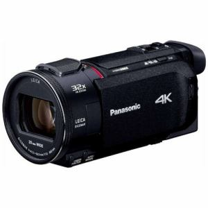 パナソニック HC-WXF1M-K 64GBメモリー内蔵 デジタル4Kビデオカメラ ブラック