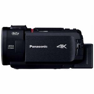 パナソニック HC-WX1M-K 64GBメモリー内蔵 デジタル4Kビデオカメラ ブラック