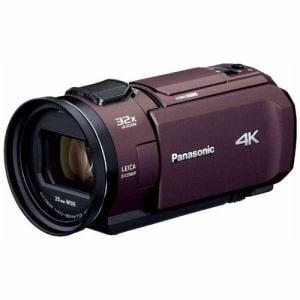 パナソニック HC-VX1M-T 64GBメモリー内蔵 デジタル4Kビデオカメラ ブラウン