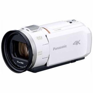 パナソニック HC-VX1M-W 64GBメモリー内蔵 デジタル4Kビデオカメラ ホワイト