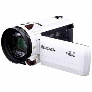 パナソニック HC-VX990M-W 64GBメモリー内蔵 デジタル4Kビデオカメラ ホワイト