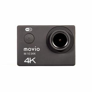 ナガオカトレーディング M1034K WiFi機能搭載 高画質4K Ultra HD アクションカメラ