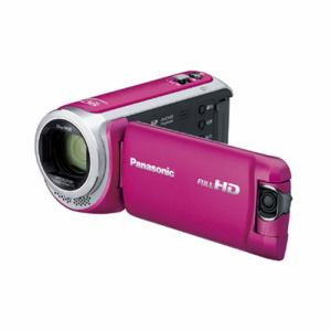 パナソニック HC-W590M-P デジタルハイビジョンビデオカメラ ピンク