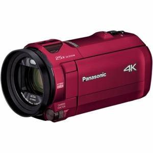 パナソニック HC-VX992M-R デジタル4Kビデオカメラ 64GB内蔵メモリー アーバンレッド