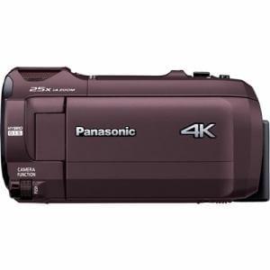 パナソニック HC-VX992M-T デジタル4Kビデオカメラ 64GB内蔵メモリー カカオブラウン