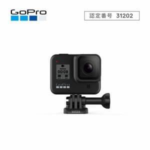 GoPro CHDHX-801-FW アクションカメラ GoPro(ゴープロ) HERO8 4K対応 /防水