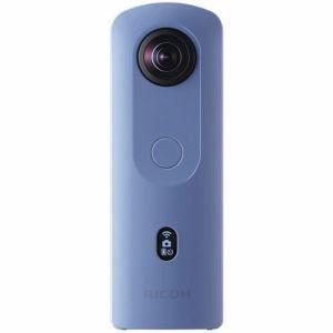リコー RICOH THETA SC2 360°カメラ シータ ブルー