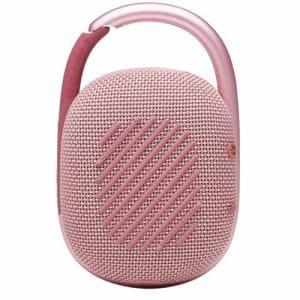 JBL JBLCLIP4PINK Bluetoothスピーカー ピンク