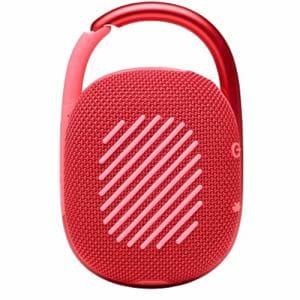 JBL JBLCLIP4RED Bluetoothスピーカー レッド