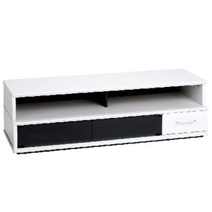 深井無線 FZ1300SW ヤマダ電機オリジナルモデル テレビ台 46-58型対応 ホワイト