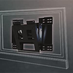 三菱 液晶テレビ用壁掛金具 無段階チルトタイプ PS-6F-MK06B