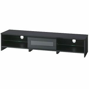 YAMADASELECT(ヤマダセレクト) YFS1630B ヤマダ電機オリジナルテレビ台 黒光沢色
