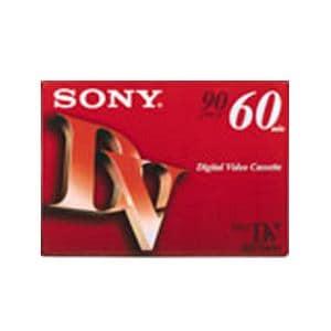 ソニー デジタルビデオテープ 3DVM60R3