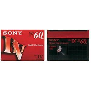 ソニー デジタルビデオテープ 10DVM60R3