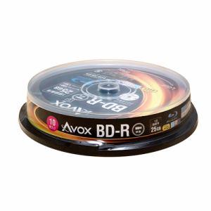テクタイト BR130RAPW10PA 録画用ブルーレイディスク BD-R(SL:一層) 25GB 10枚スピンドルケース