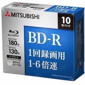 三菱ケミカルメディア VBR130RP10D5 ヤマダ電機オリジナルモデル録画用BD-R(片面1層)