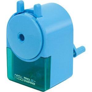 ナカバヤシ 手動鉛筆削り ブルー DPS-H101-KB