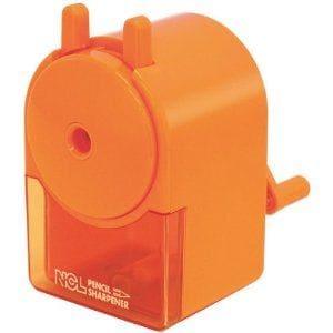 ナカバヤシ 手動鉛筆削り オレンジ DPS-H101-KO
