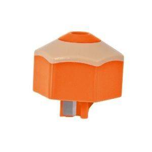 ナカバヤシ えんぴつけずりきハンディータイプ(オレンジ) DPS-T101KO