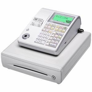 カシオ TE-400WE 電子レジスター (ホワイト)