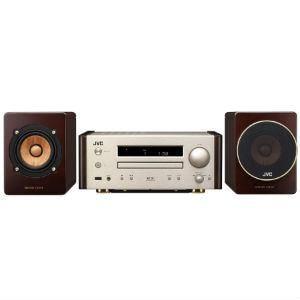 JVC iPod/iPhone対応 USB端子搭載コンパクトコンポーネントシステム EX-HR9