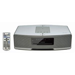 ケンウッド コンパクトHi-Fiシスム Bluetooth対応 (シルバー) U-K575-S