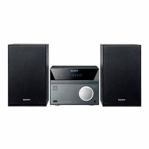 ソニー マルチコネクトコンポ (ウォークマン・CD対応) シルバー CMT-SBT40/S