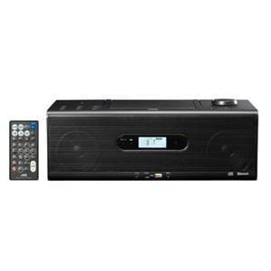 JVC RD-W1-B Bluetooth対応 CDコンポ ブラック