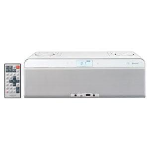 ケンウッド CD/Bluetooth/USBパーソナルオーディオシステム(セラミックホワイト) CLX-50-W