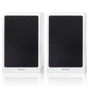 DENON(デノン) ブックシェルフスピーカー(ペア・ホワイト) SC-N9WTEM